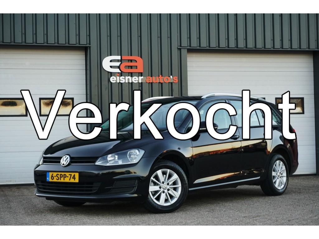 Volkswagen Golf Variant 1.6 TDI Comfortline | dealeronderhouden |