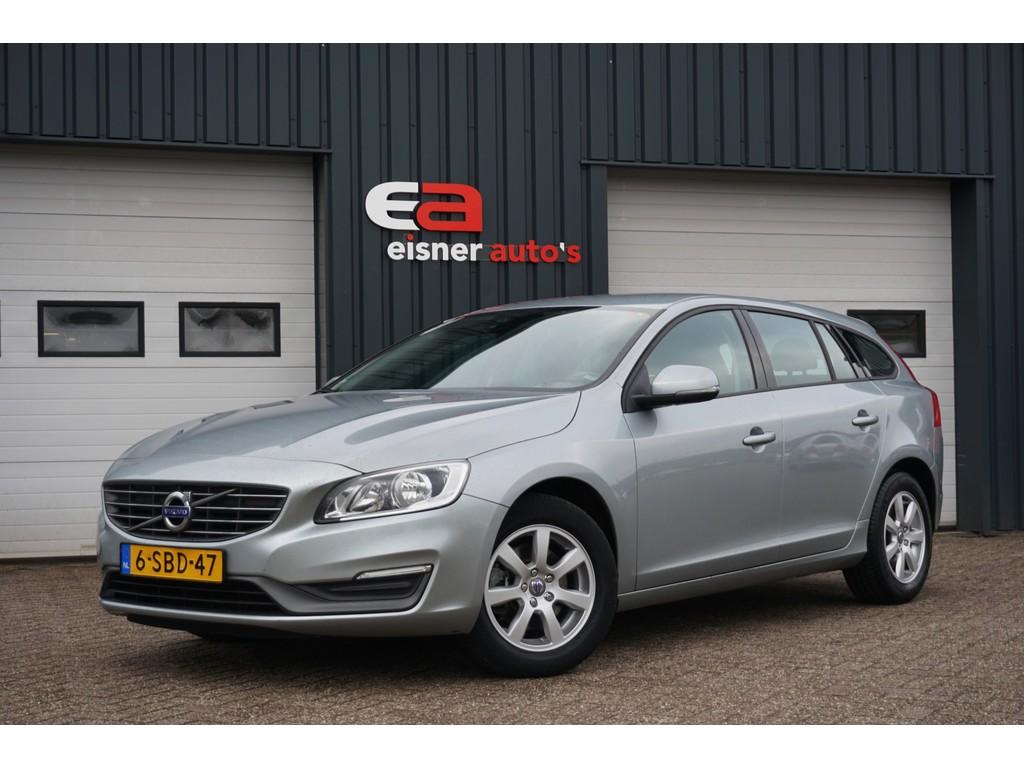 Volvo V60 1.6 D2 NAVI | DEALERONDERHOUDEN | ECC |
