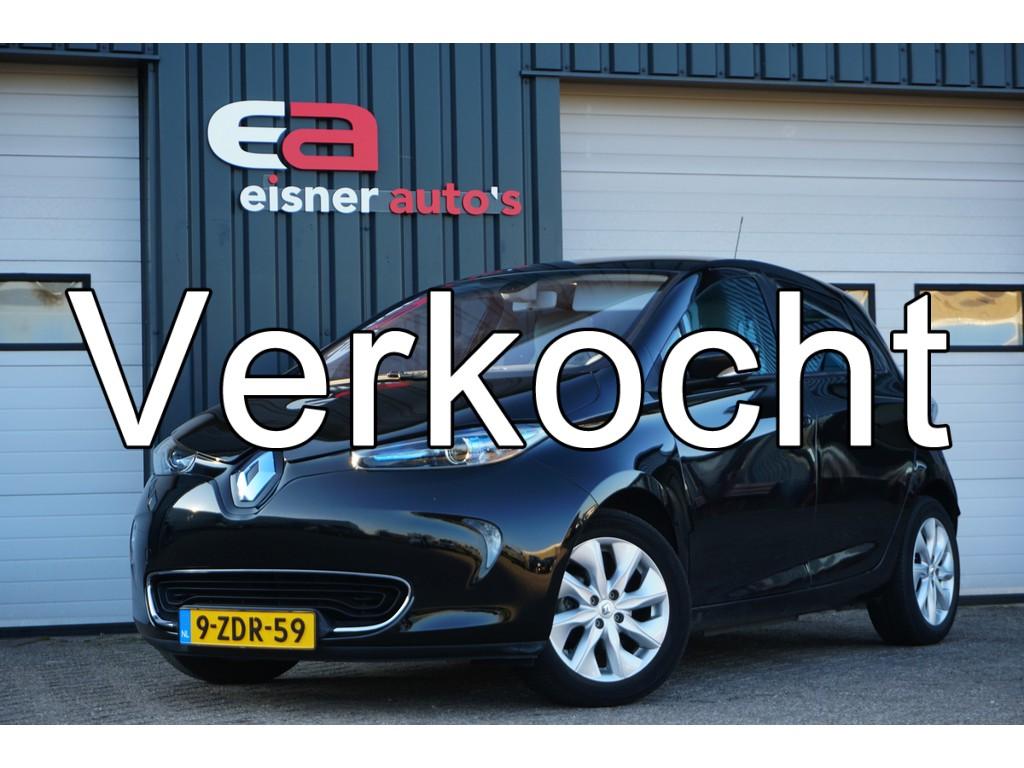 Renault ZOE Q210 Zen Quickcharge 22 kWh INCLUSIEF BTW | EX ACCU