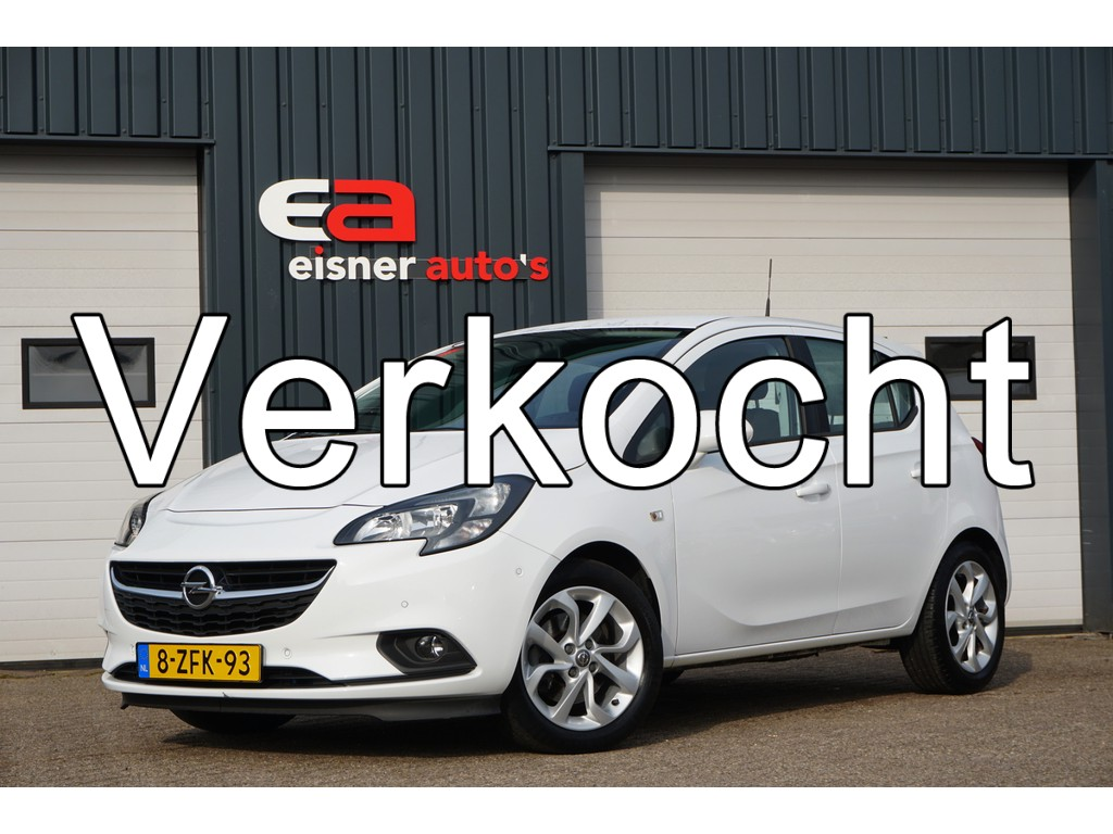 Opel Corsa 1.0 Turbo Edition | CRUISE | CAMERA | 6 BAK | AIRCO