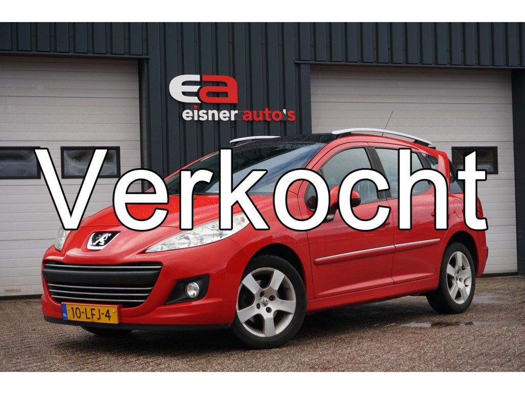 Peugeot 207 SW 1.6 VTi XS | ECC | PANO | CRUISE