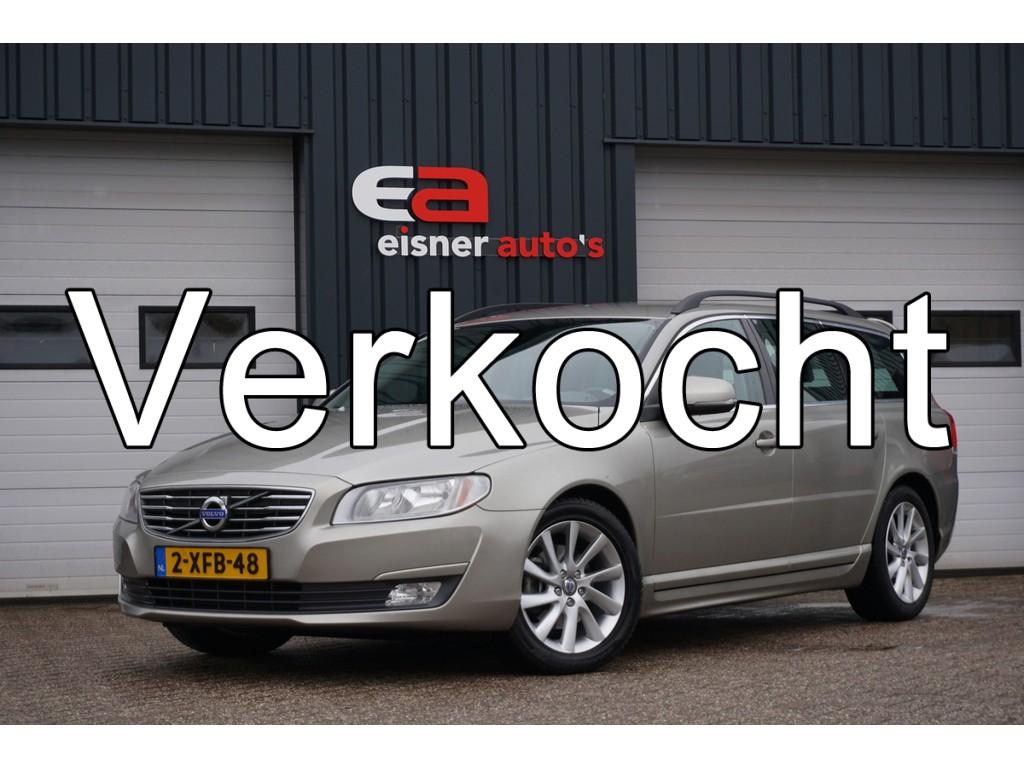 Volvo V70 1.6 D2 | NAVI | ECC| DEALERONDERHOUDEN |