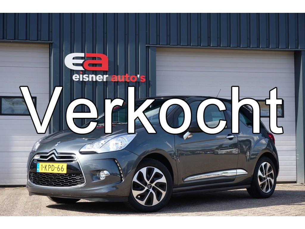 Citroen DS3 1.6 E-HDI BUSINESS | NAVI | ECC | PDC | LMV