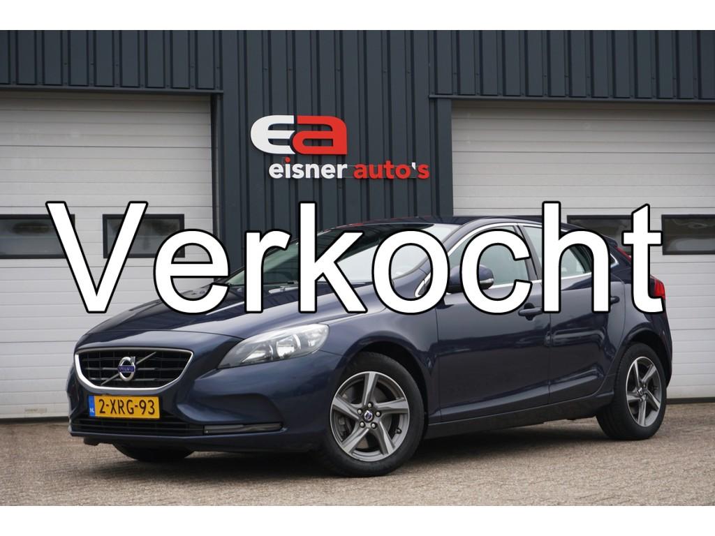 Volvo V40 2.0 D4 190 PK Momentum | NAVI | TREKHAAK | ECC |