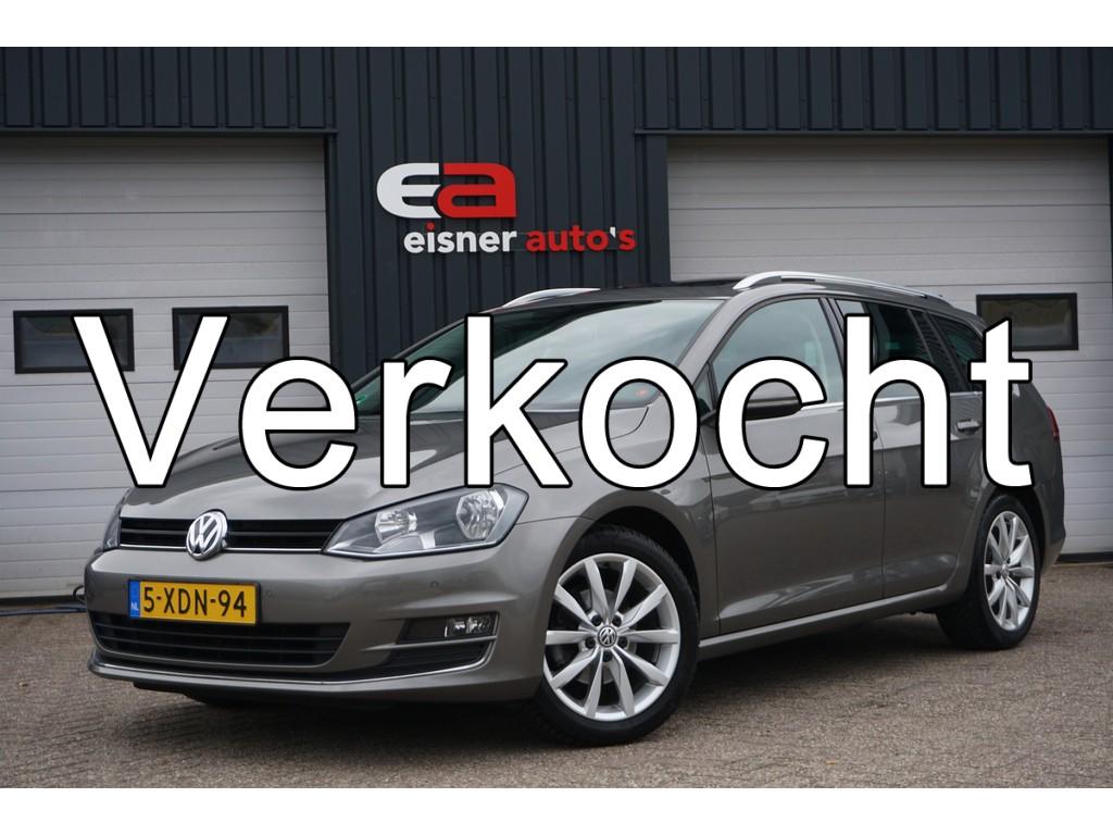 Volkswagen Golf Variant 1.2 TSI Highline | PANO DAK | CAMERA | NAVI |