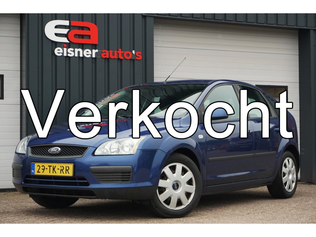 Ford Focus 1.6-16V Trend | AIRCO | CRUISE | TREKHAAK |