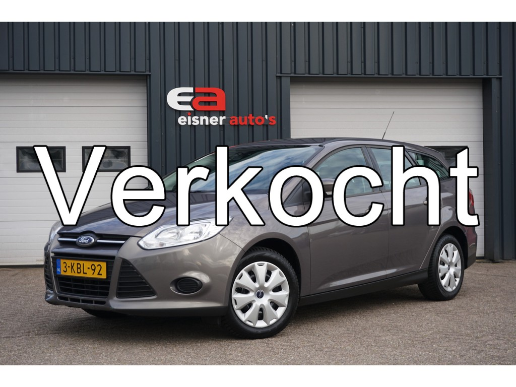 Ford Focus Wagon 1.0 EcoBoost | NAVI | TREKHAAK | PDC