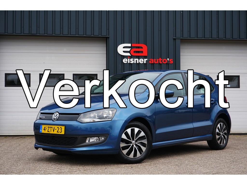 Volkswagen Polo 1.0 TSI BlueMotion Edition | GROOT NAVI | DEALERONDERHOUDEN |