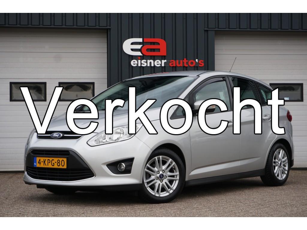 Ford C-MAX 1.0 Ecoboost 125 PK | TREKHAAK | PDC | DEALERONDERHOUDEN