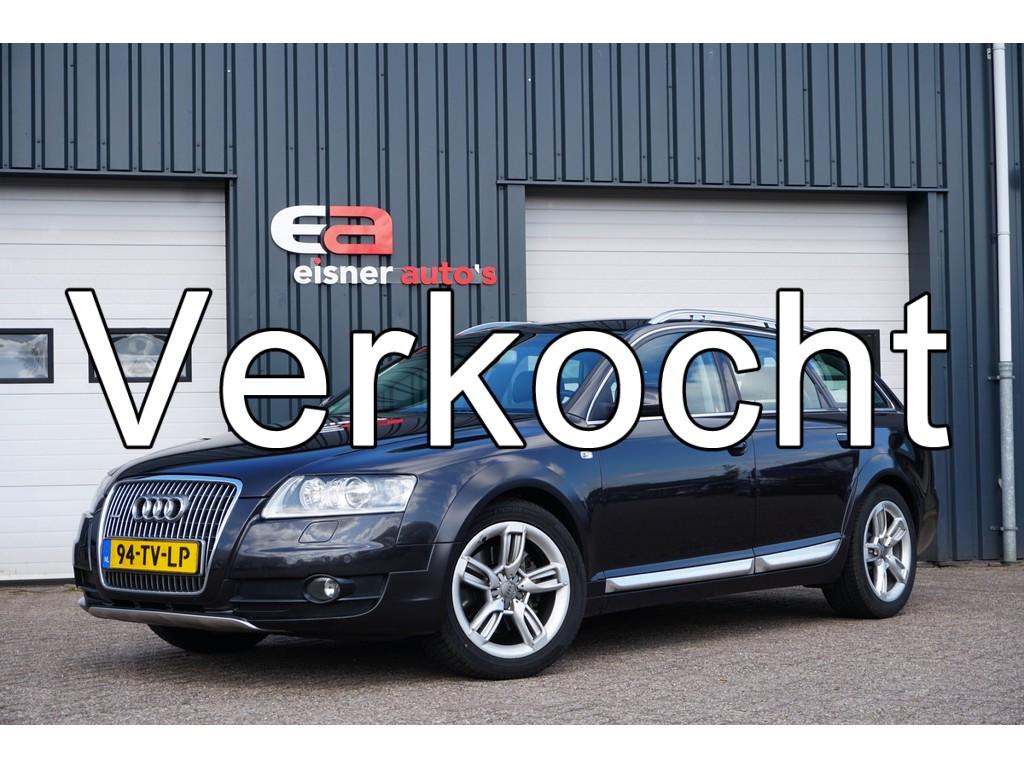 Audi A6 Allroad 3.2 FSI Pro Line | LEDER | TREKHAAK