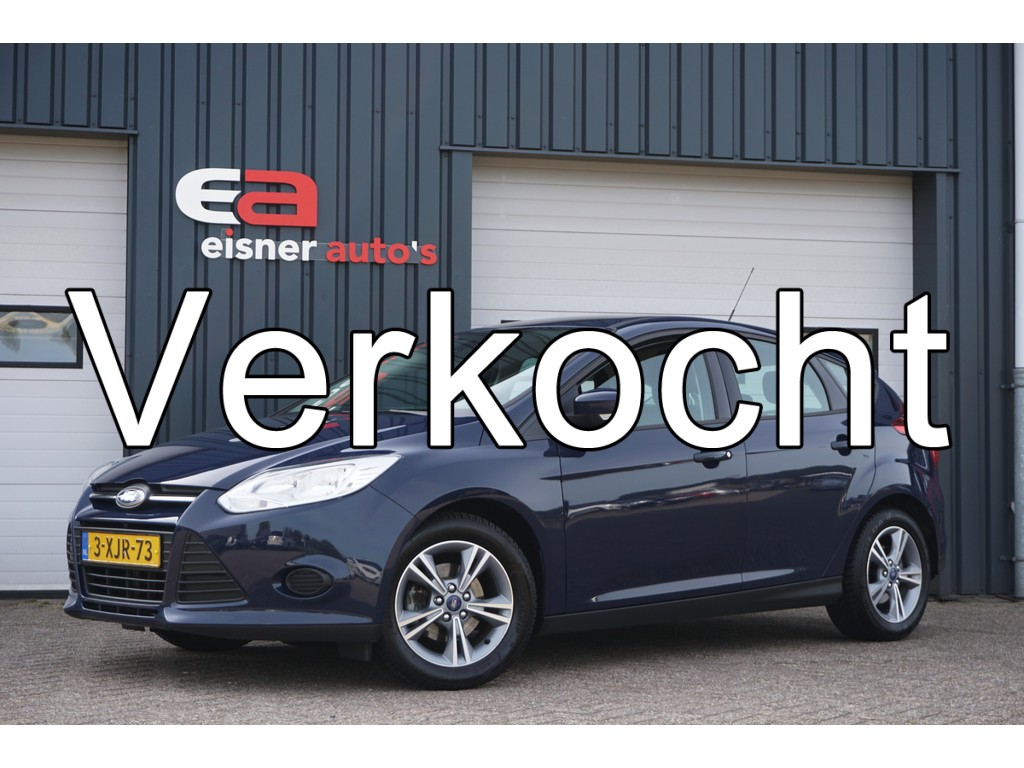 Ford Focus 1.0 EcoBoost Edition | AIRCO | CRUISE | LICHTMETAAL