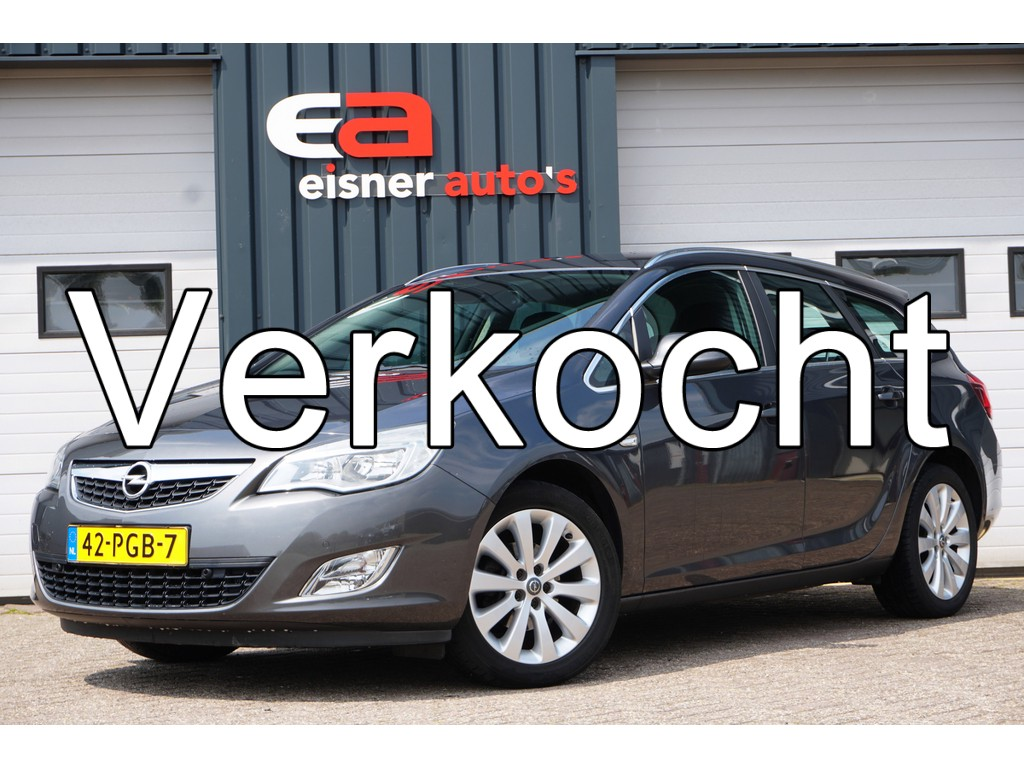 Opel Astra Sports Tourer 1.4 Cosmo | NAVI | CLIMA | TREKHAAK | PDC |