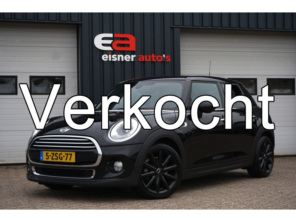 MINI Mini 1.5 Cooper D | LEDER | XENON/ LED | HARMAN KARDON