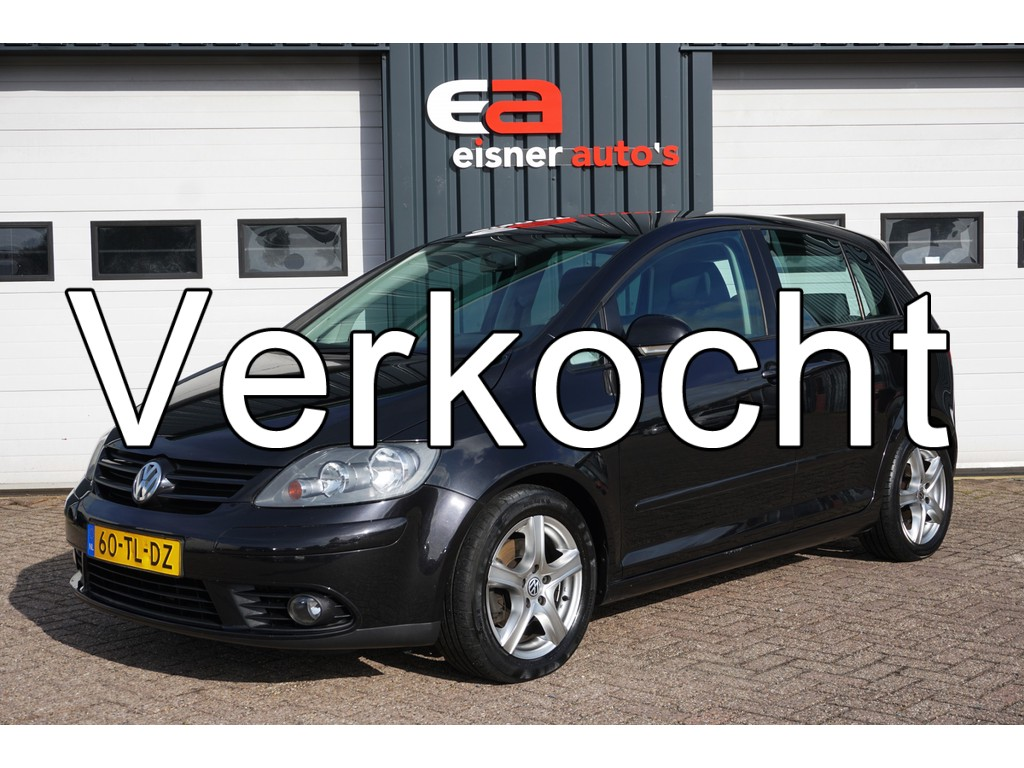 Volkswagen Golf Plus 1.4 TSI Sportline Business