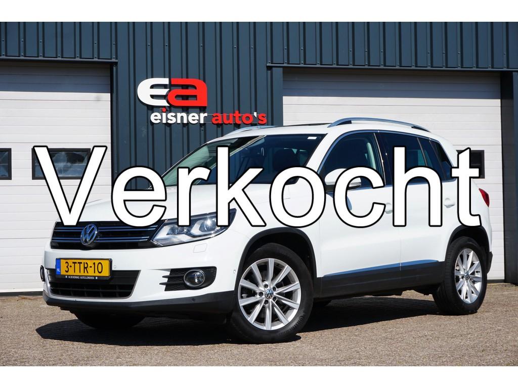 Volkswagen Tiguan 1.4 TSI Sport&Style | XENON LED | PANO | TREKHAAK