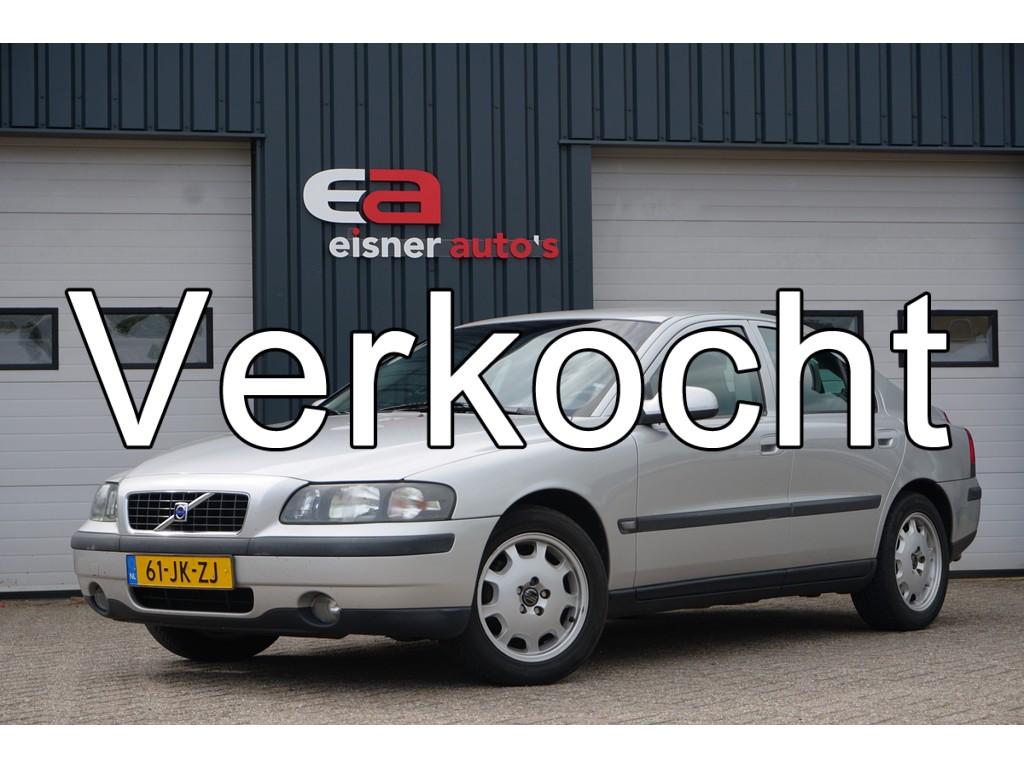 Volvo S60 2.4 Edition | ECC | CRUISE |