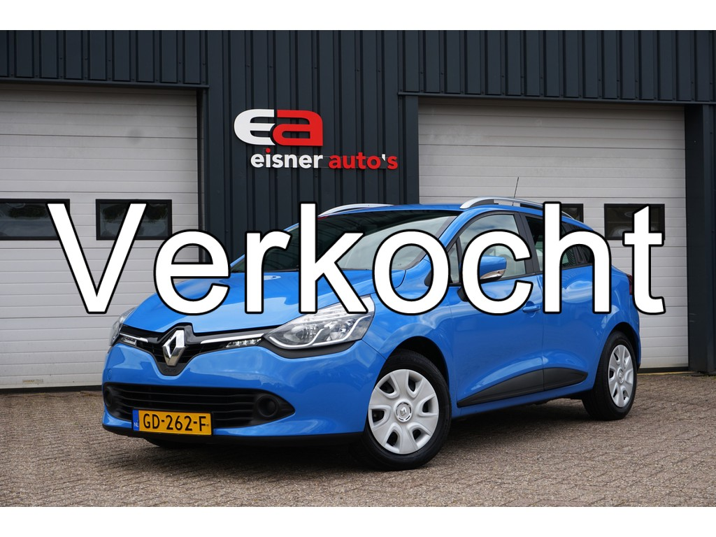 Renault Clio Estate 1.5 dCi ECO Expression | NAVI | CRUISE | PDC