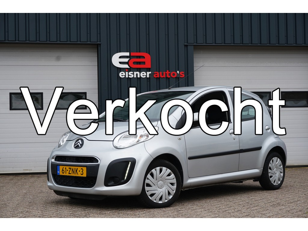 Citroen C1 1.0 Collection | AIRCO | 5 DEURS LED |