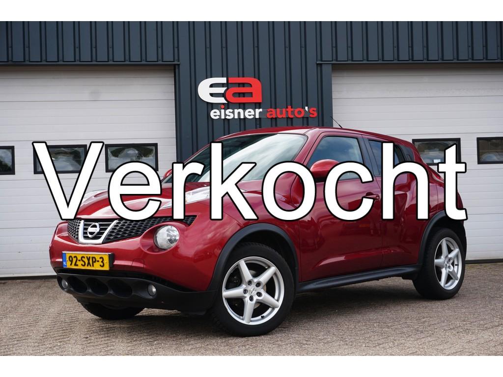 Nissan Juke 1.6 Acenta Eco | CLIMATE | CRUISE