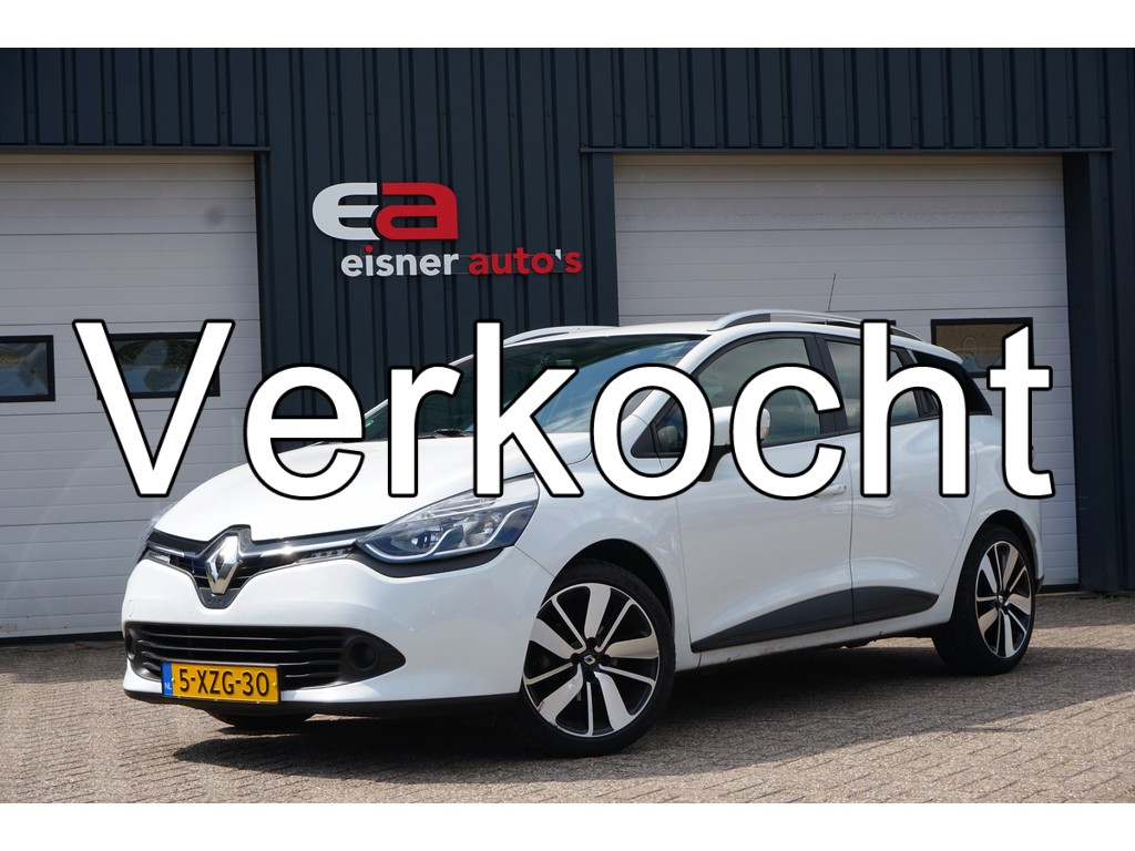 Renault Clio Estate 1.5 dCi ECO Expression | PDC | NAVI |