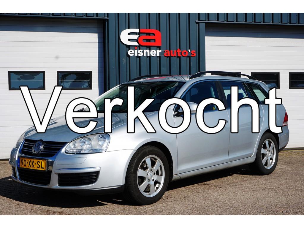 Volkswagen Golf Variant 1.9 TDI Comfortline | climate | trekhaak | volledig dealeronderhouden |