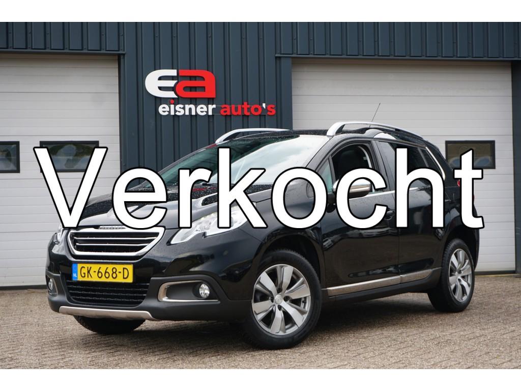 Peugeot 2008 1.2 PureTech Blue Lease Executive   LEDER  PANO   ECC  