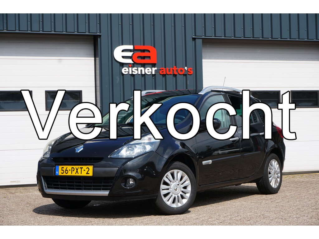 Renault Clio Estate 1.2-16V Collection | TREKHAAK |