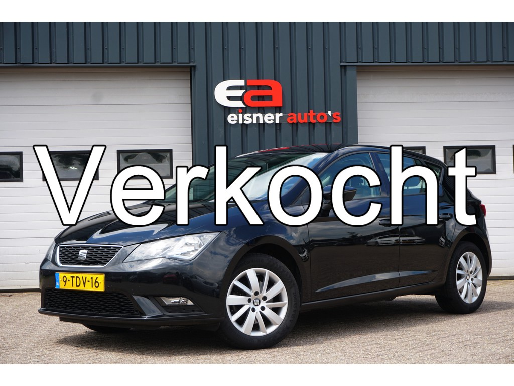 Seat Leon 1.2 TSI Reference | DEALERONDERHOUDEN | AIRCO | CRUISE |