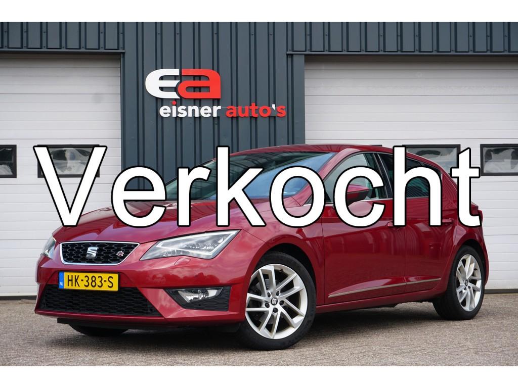 Seat Leon 1.4 TSI FR 150 PK | LEDER | LED | NAVI | CAMERA