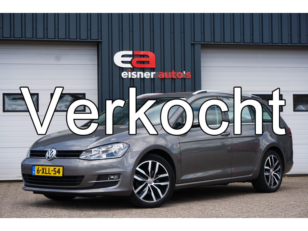 Volkswagen Golf Variant 1.2 TSI Business Edition | CAMERA | NAVI | ECC |