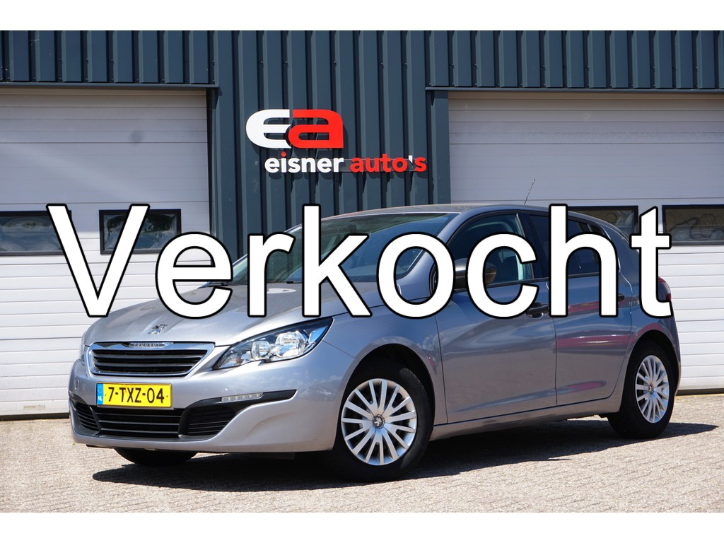 Peugeot 308 1.6 BlueHDi Acces | AIRCO | CRUISE |