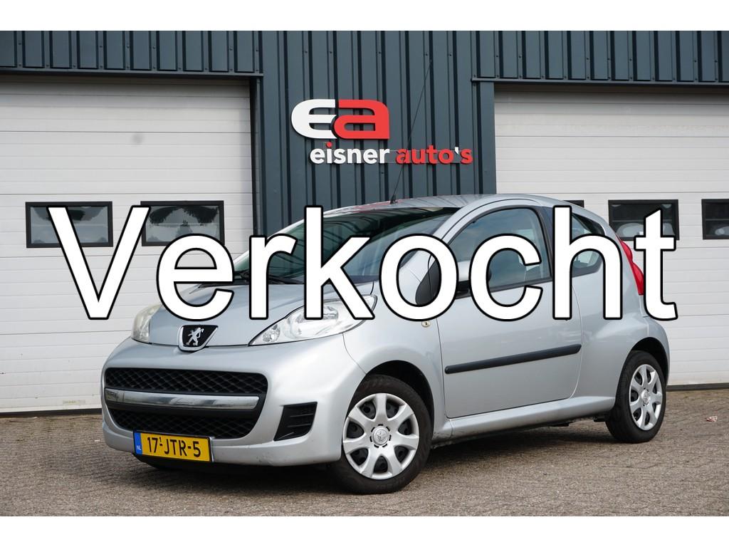 Peugeot 107 1.0-12V Sublime   AIRCO   ELEKTR. PAKKET