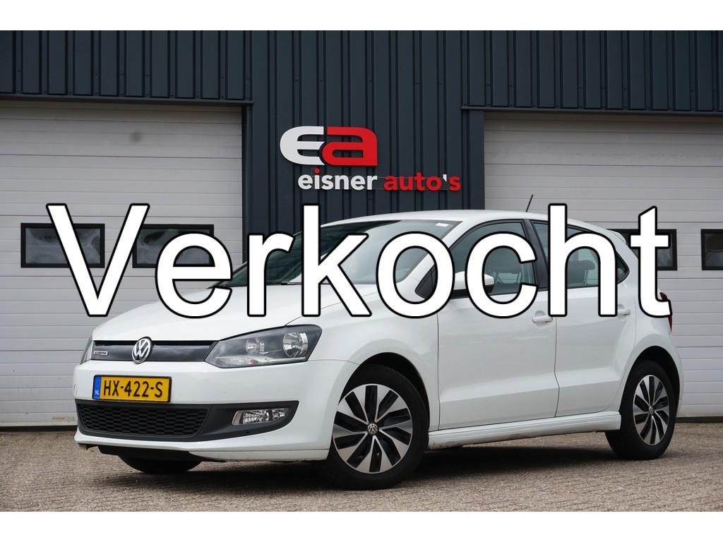 Volkswagen Polo 1.0 TSI Edition   AIRCO   CRUISE   NL AUTO