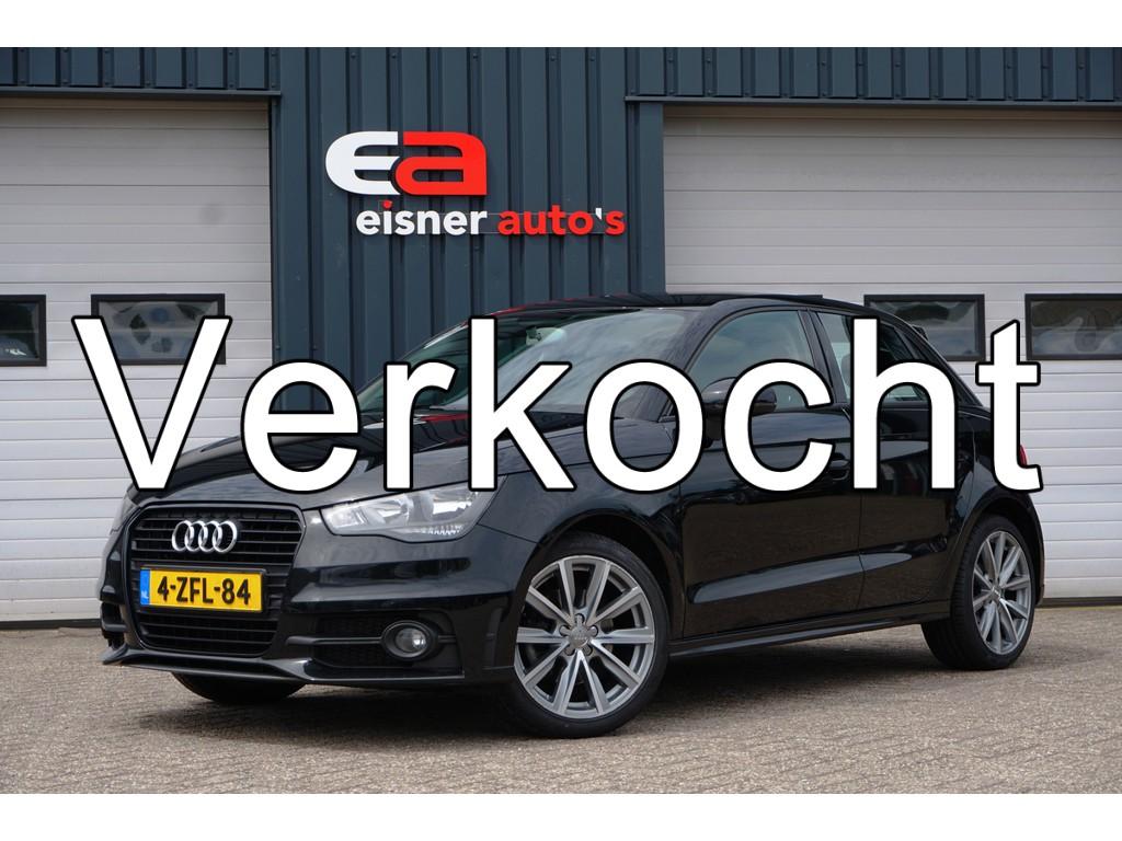 Audi A1 Sportback 1.4 TFSI 140 PK Admired | S-LINE | DEALERONDERHOUDEN |