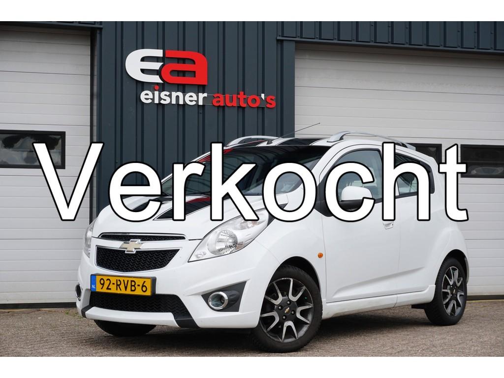 Chevrolet Spark 1.0 16V LS+ Bi-Fuel | 1e. EIGENAAR LEDER | AIRCO |