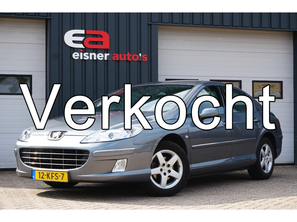 Peugeot 407 1.6 HDiF ST | CLIMA | CRUISE | TREKHAAK |