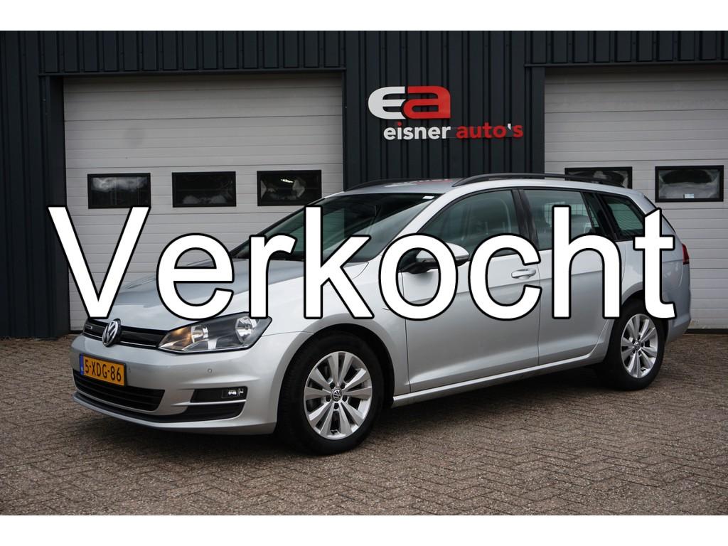 Volkswagen Golf Variant 1.6 TDI Comfortline BlueMotion | NAVI | ECC |