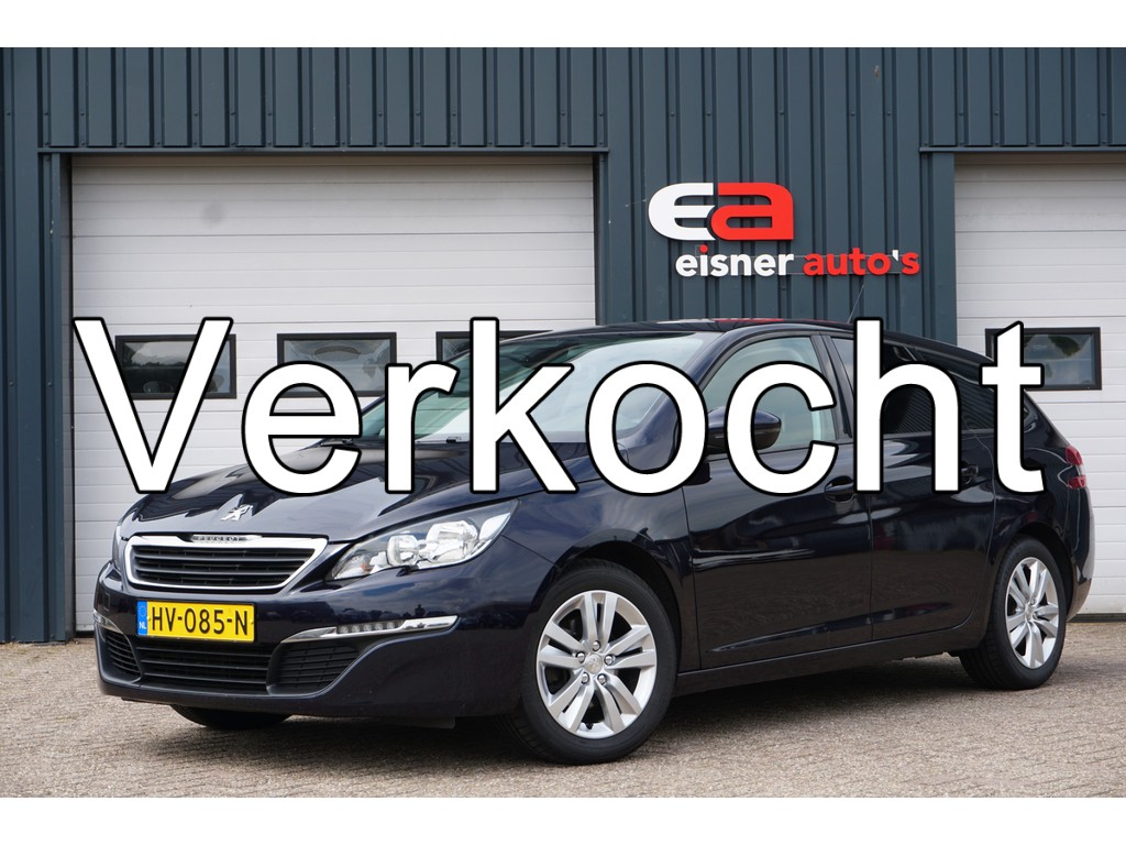 Peugeot 308 SW 1.6 BlueHDI Blue Lease Pack | NAVI | TREKHAAK | ECC |