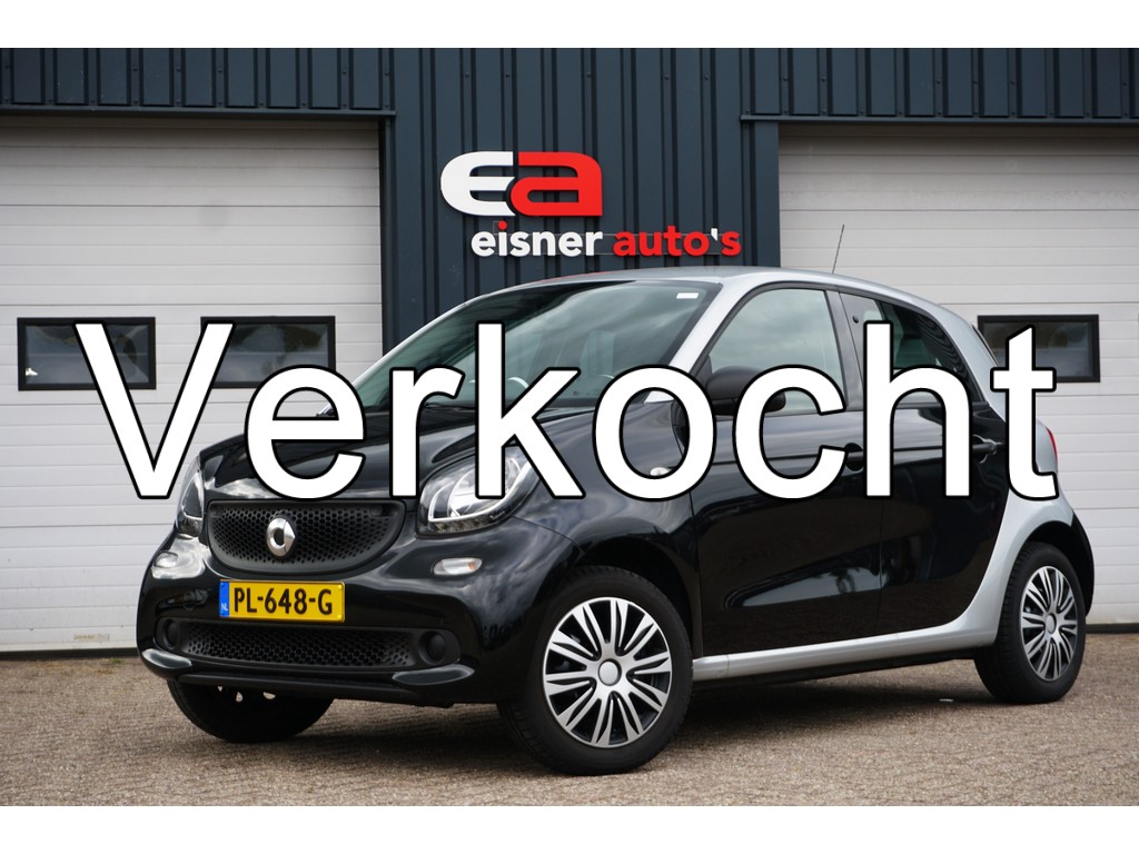Smart Forfour 1.0 Pure | 8700 KM | CRUISE