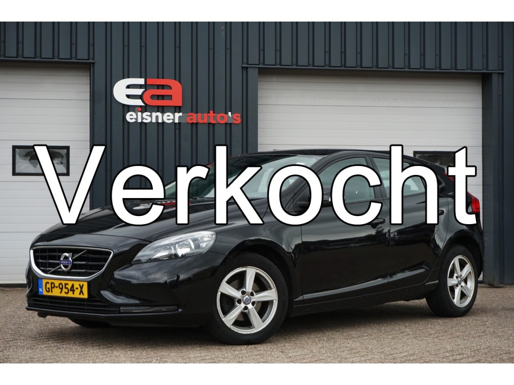 Volvo V40 2.0 D2 Kinetic Business | NAVI | ECC |