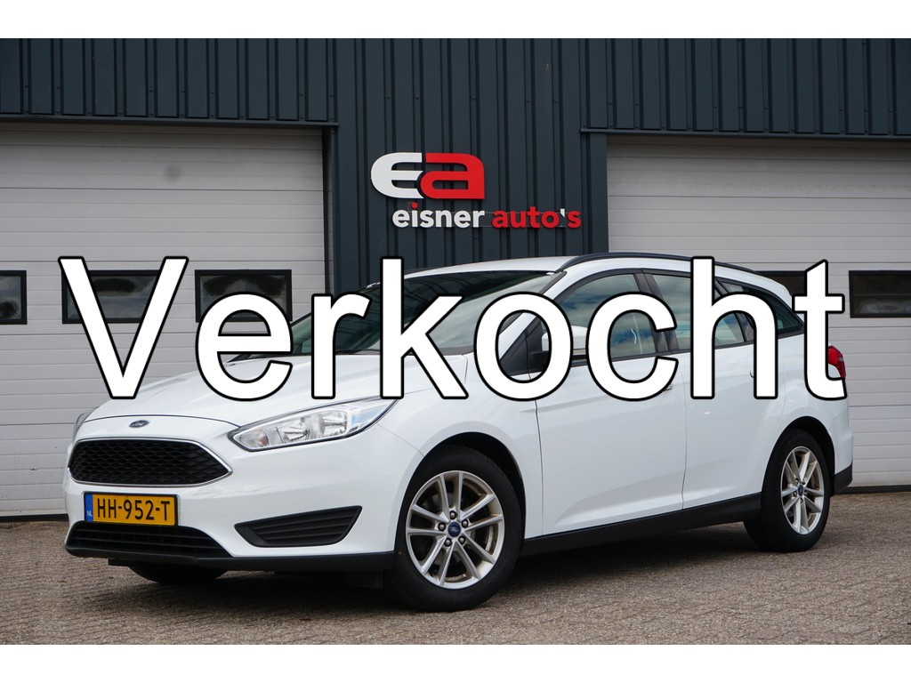 Ford Focus Wagon 1.0 Edition | NAVI | TREKHAAK | CRUISE