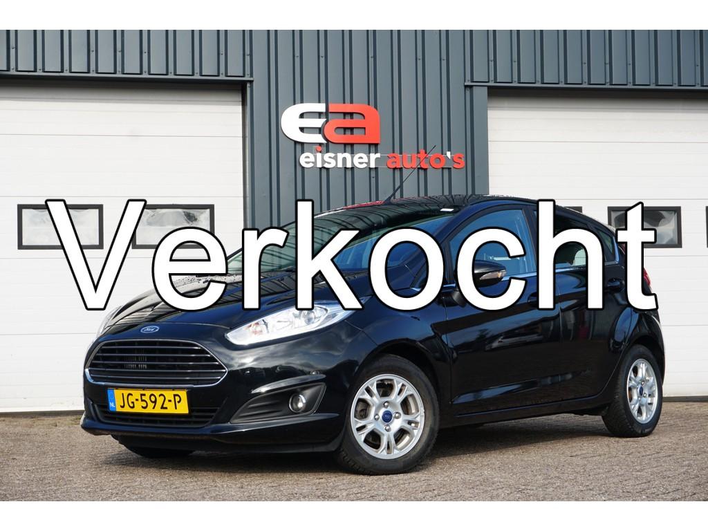 Ford Fiesta 1.5 TDCi Titanium | NAVI | ECC | PDC |