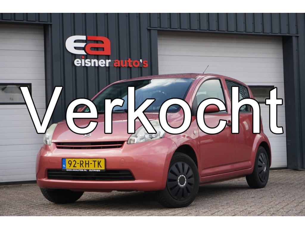 Daihatsu Sirion 2 1.3-16V Comfort AUTOMAAT | TREKHAAK |