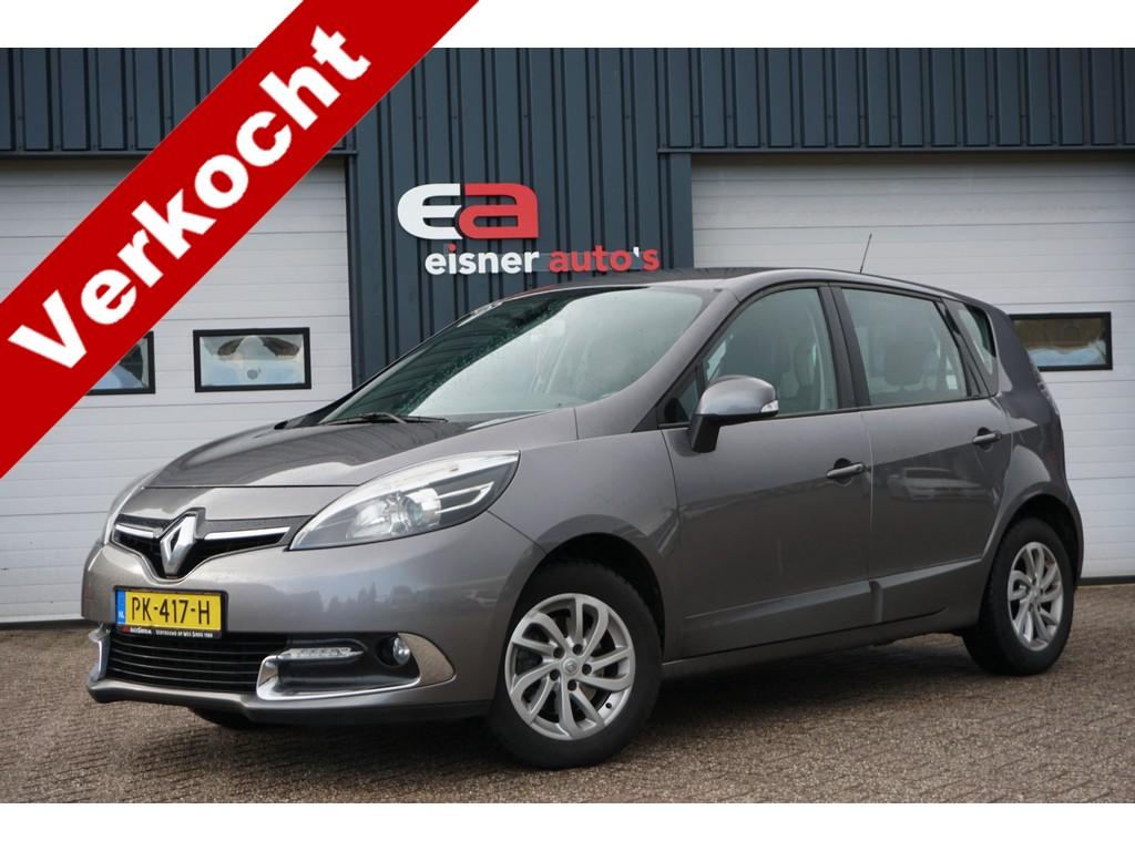 Renault Scenic 1.5 dCi Expression | TREKHAAK | NAVI | ECC | KEYLESS