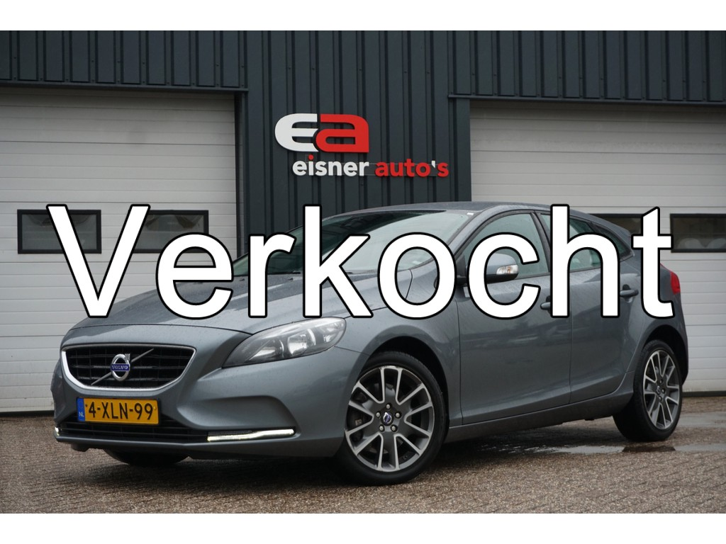Volvo V40 2.0 D4 190 PK Momentum Business