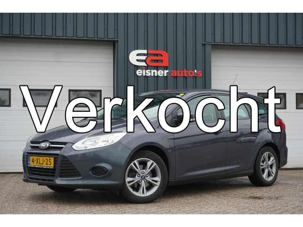 Ford Focus Wagon 1.0 EcoBoost Edition | TREKHAAK |