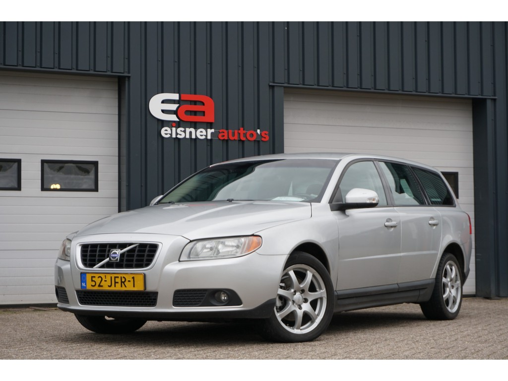 Volvo V70 2.0D Limited Edition | trekhaak | Leder |