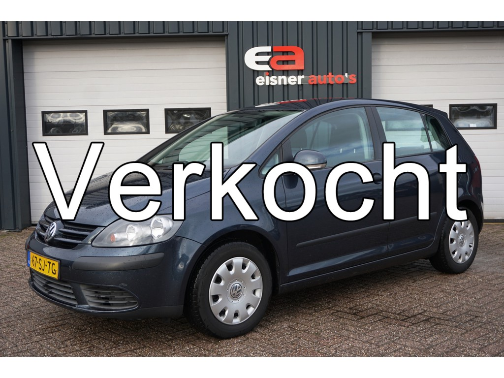 Volkswagen Golf Plus 1.6 FSI Turijn | trekhaak | Airco |