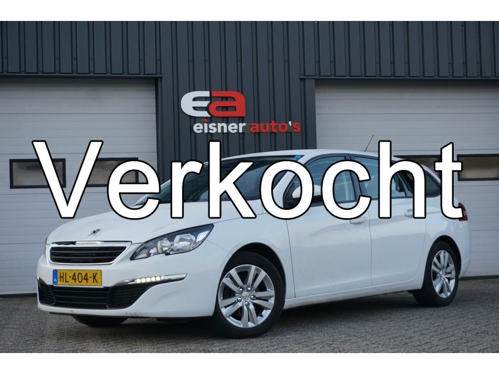 Peugeot 308 SW 1.6 BlueHDI Lease Pack | TREKHAAK | NAVI | ECC |