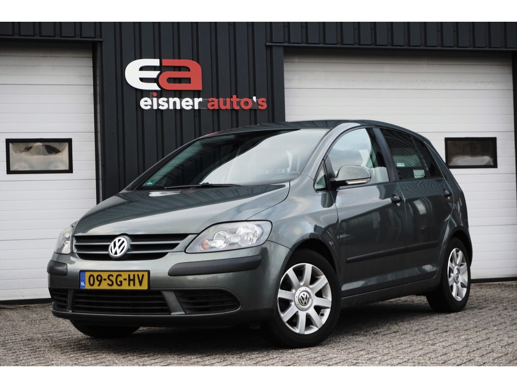 Volkswagen Golf Plus 1.6 FSI Sportline Automaat | TREKHAAK | ECC |
